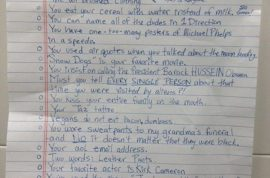 Why I'm dumping you letter from girlfriend goes viral.