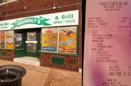 Dad pissed off after Friendly's restaurant charges him for 'fucking needy kids.'