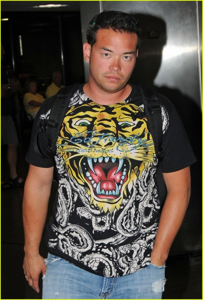 Jon Gosselin for Ed Hardy