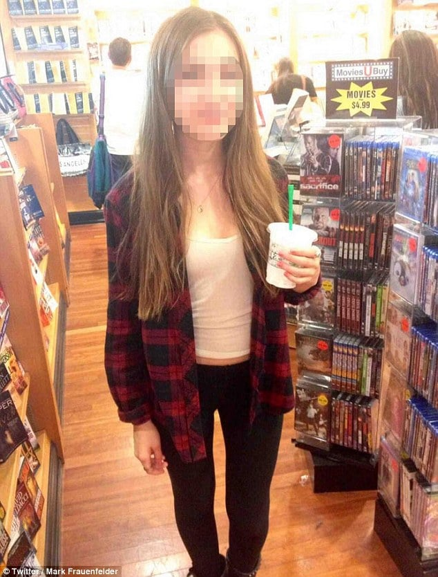 TSA worker abuses 15 year old