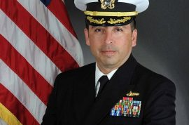 Senior navy commander fired cause his ass kept asking for sexy photos of female sailors.
