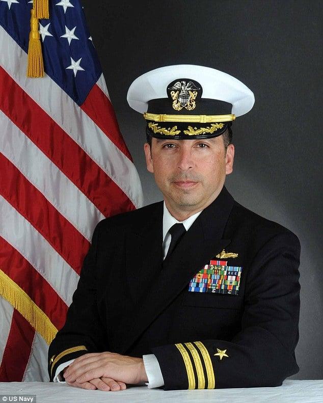 Commander Allen Maestas