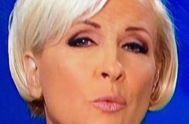 Mika Brzezinski admits she screwed up her Russell Brand interview.