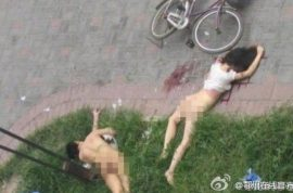 Oh really? Chinese couple having sex by window fall to their deaths.