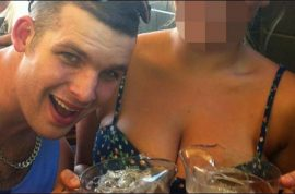 Aussie party animal insists he serve jail so he can go back to drinking.