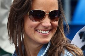 Oh really? Pippa Middleton is told by sister Kate to stay out of the limelight.