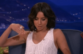 Aubrey Plaza explains how she masturbated for her new film.