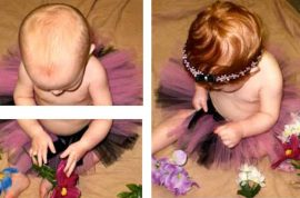 Baby Bangs! Did you manage to pick up a baby wig for your little girl?