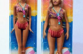 The real Barbie doll is just like you. Shorter and fatter.