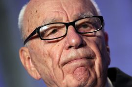 Here is Rupert Murdoch admitting he is a scumbag courtesy of secret recording of board meeting.