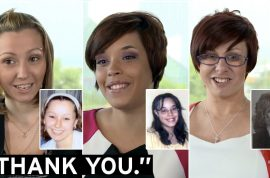 Cleveland kidnap victims explain that misery is just a smile in your face…