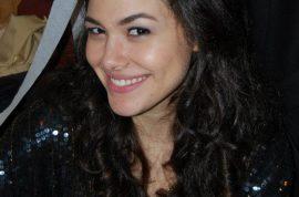 Carolina Lelis is a rising star.
