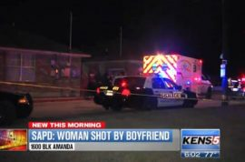Oh really? Texas man accidentally shoots girlfriend while aiming at ex girlfriend.