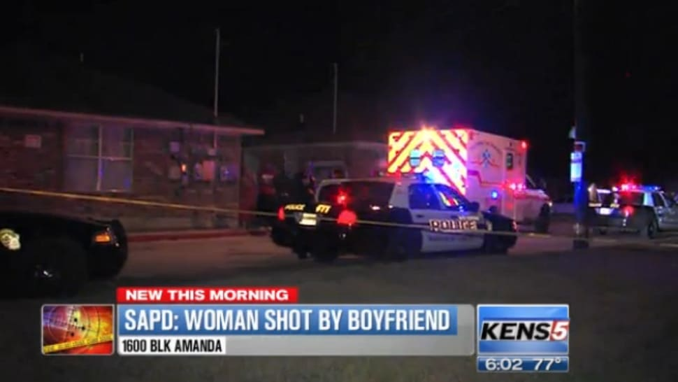 Man accidentally shoots girlfriend