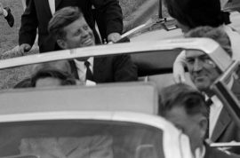 JFK documentary asserts it was friendly fire that killed JFK.