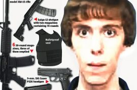 Adam Lanza was obsessed with correcting Wikipedia articles about mass killers.