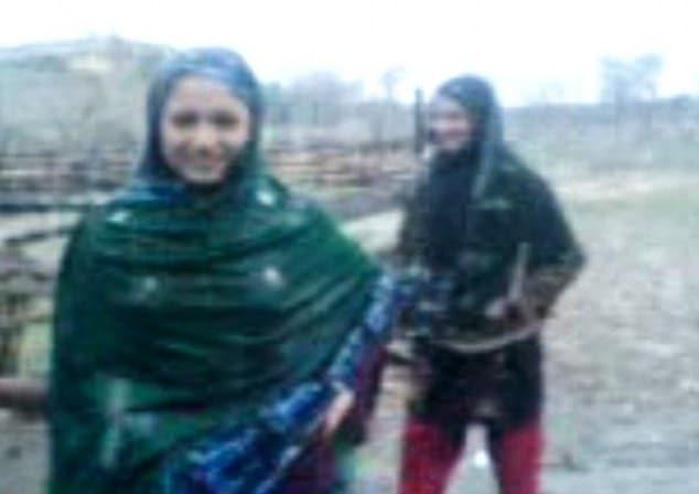 Noor Basra and Noor Sheza