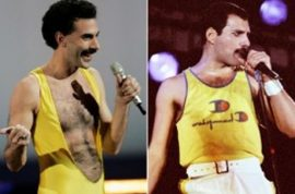 Sacha Baron Cohen finally quits Freddie Mercury Film.