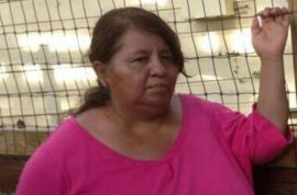 Rosy Esparza's worst nightmare comes true as she is thrown to her death off Roller Coaster.