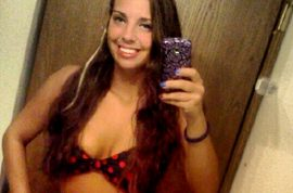 Anthony Weiner's sext partner, Sydney Leathers on the way to becoming a porn star.
