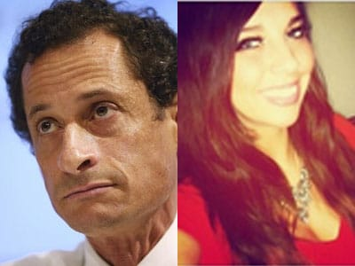 Anthony Weiner, Sydney Leathers