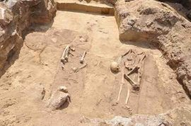 Oh really? Vampire graves unearthed in Poland.