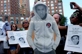 We are not Trayvon Martin tumblr page prompts suspicion.