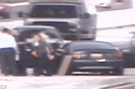 Florida road rage driver turns himself. Killed on mistaken identity.