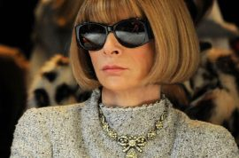 Kanye West pitches baby photos to Vogue's Anna Wintour: 'Piss off…'