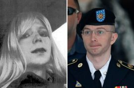 Bradley Manning would like to announce that he is now Chelsea Manning.