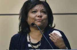 Elementary school teacher, Cynthia Ambrose sentenced to 30 days jail after telling students to beat six year old bully.
