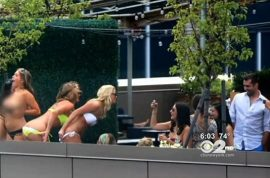 The Gansevoort Park Hotel pool parties pisses off more residents this summer.
