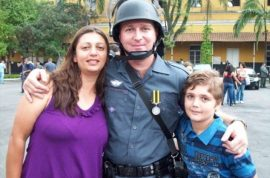 Brazilian boy shoots dead family relatives then spends the day in school before killing himself.