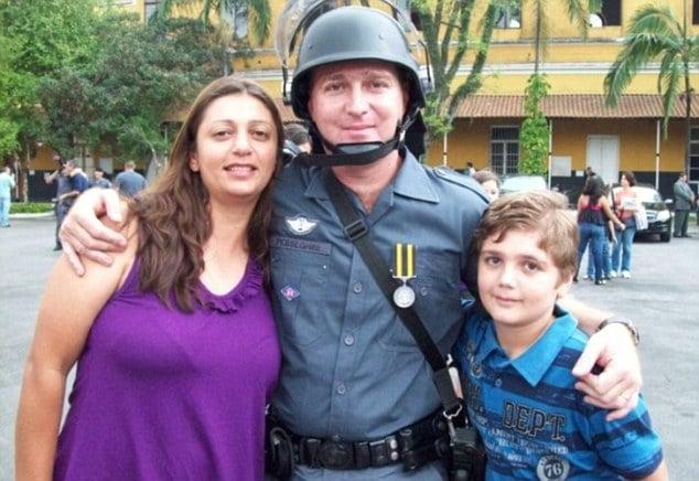 Andreia Pesseghini, Marcelo Pesseghini, Luiz Pesseghini