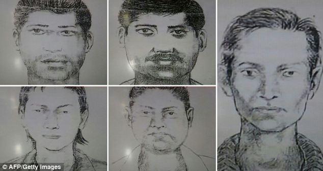Indian photojournalist gang raped