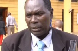 Kenyan lawyer attempts to overturn conviction and death penalty handed down to Jesus Christ.