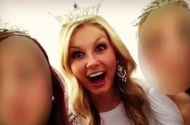 Oh really? Utah beauty queen, Kendra McKenzie Gill charged with bomb possession.