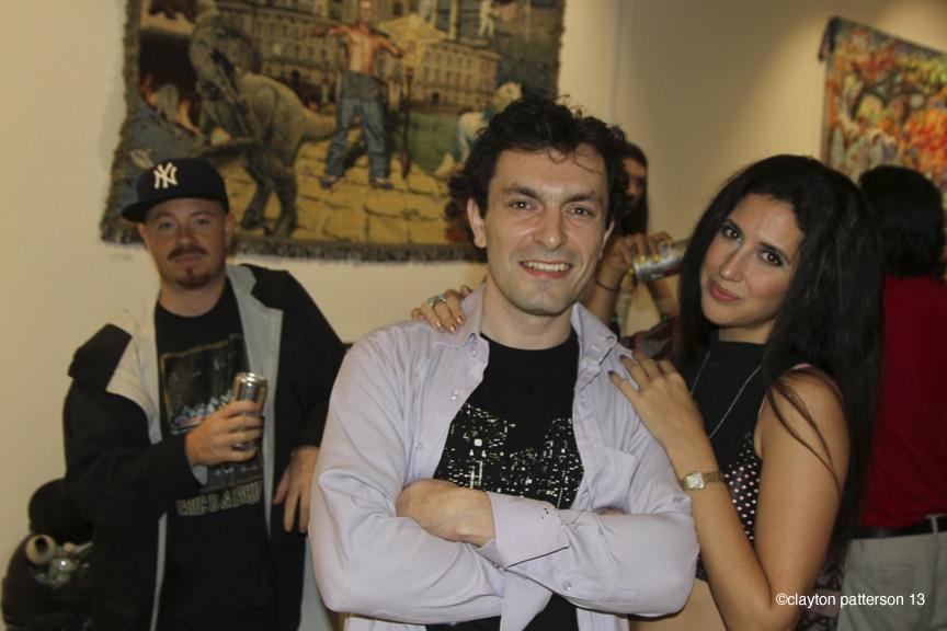 Mikhail Sokovikov and Carolyn Cass
