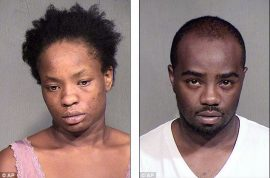 Parents arrested for throwing boiling water on 4 year old son but kept him hidden in closet.