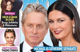 Why Michael Douglas and Catherine Zeta-Jones might call it quits.