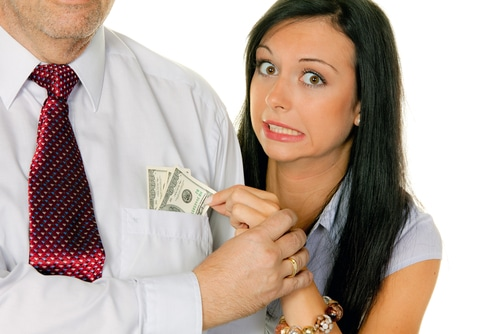 dating who pays?