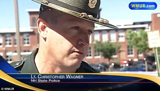 Lt. Christopher Wagner