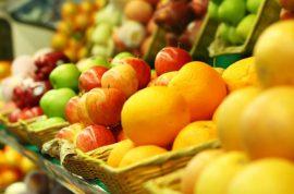 Swedish man arrested after peeing on fruit at supermarket.