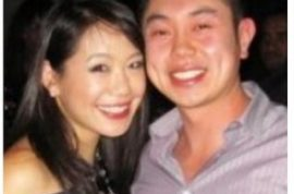 Eyewitness says bikers went after Alexian Lien's wife Rosalyn Ng.