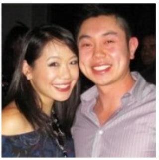 Alexian Lien wife, Rosalyn Ng