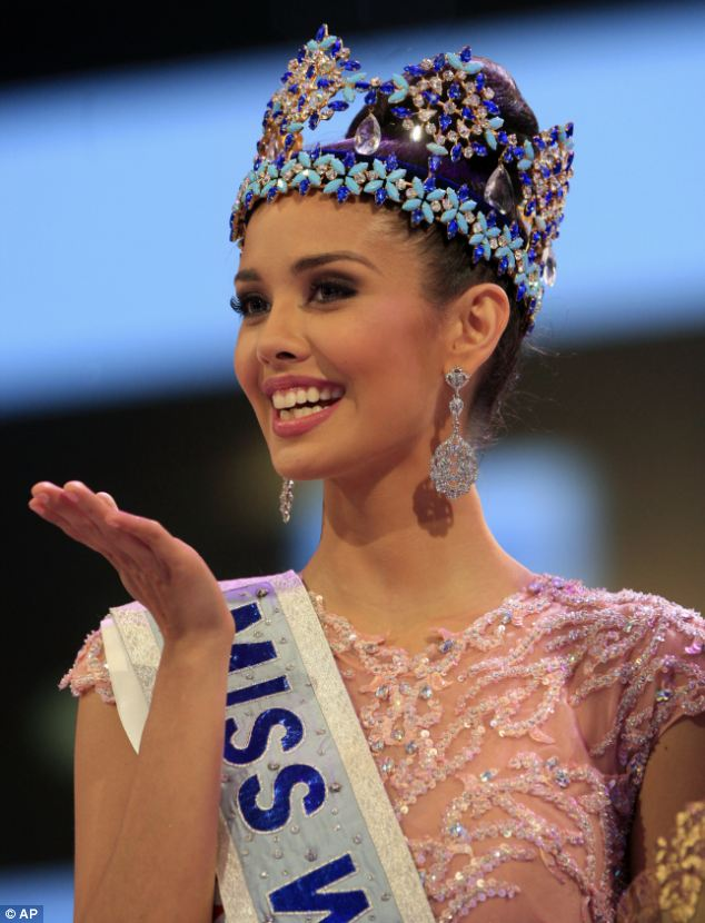 Miss Philippines, Megan Young