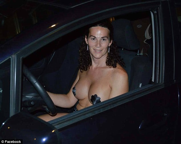 Stacey Schnee topless