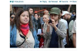 Wojciech Braszczok spied on Occupy Wall st protests.