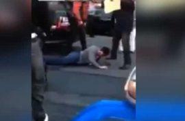 Clint Caldwell is a thug too. Alexian Lien beating.