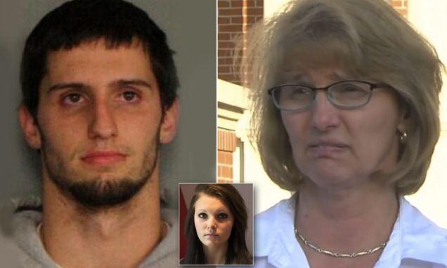 Matthew Barnett's mother